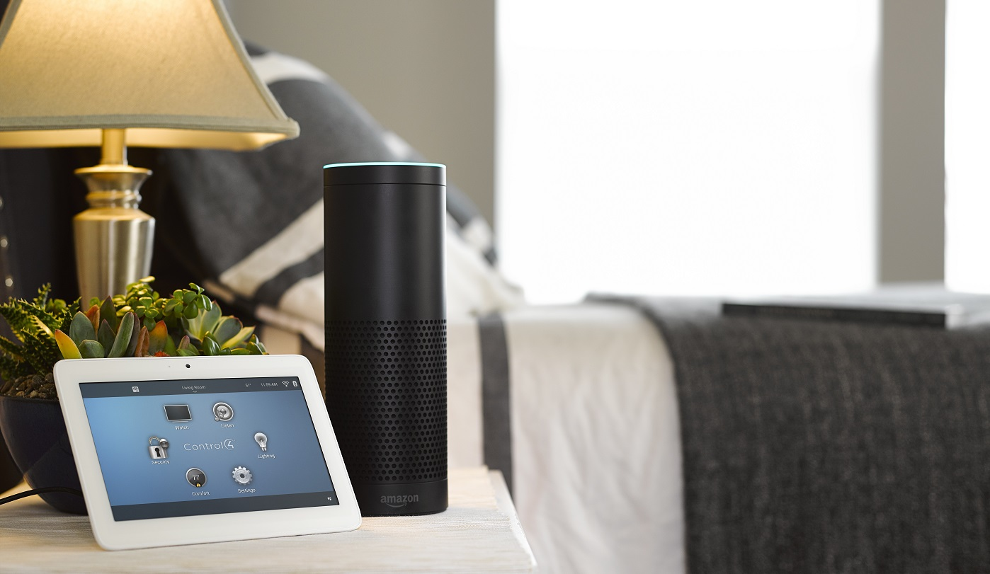 Let Alexa do the Work for You with Voice Control