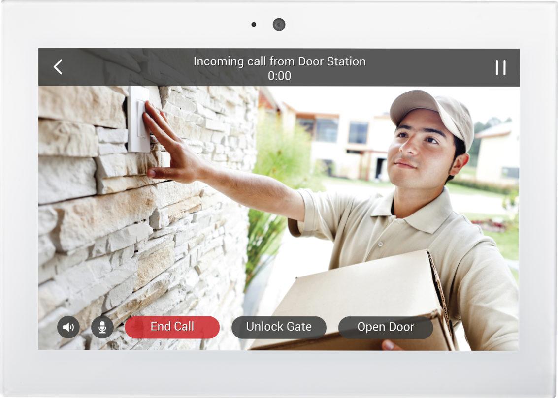 smart intercom door station