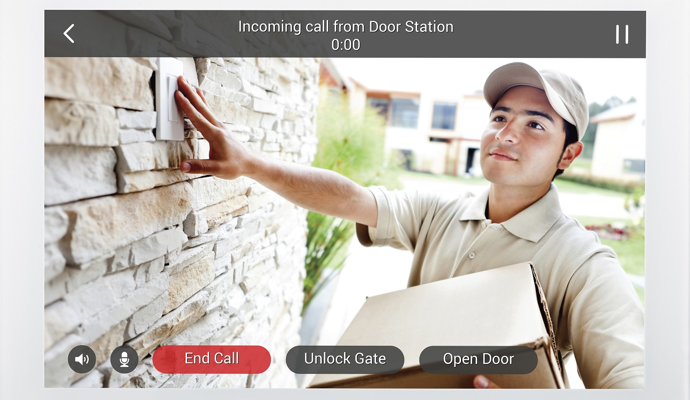smart intercom door station