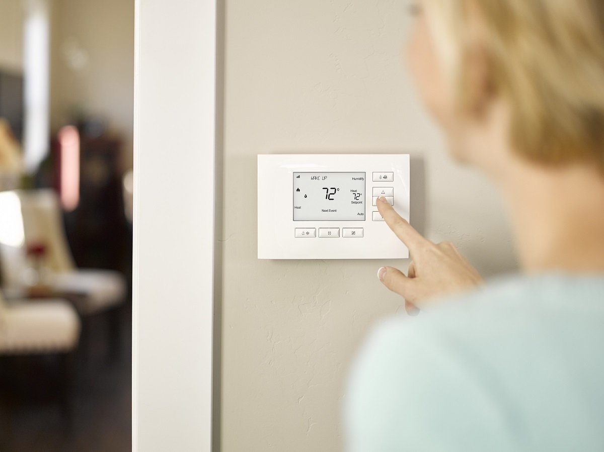 smart home climate security control 4