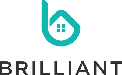 Brilliant smart home logo